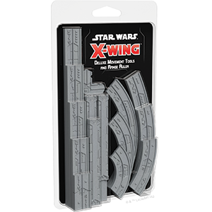 Star Wars X-Wing - Second Edition - Deluxe Movement Tools and Range Ruler