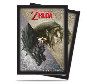 Ultra Pro Sleeves: Legend of Zelda - Twilight Princess