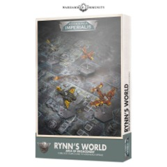 Aeronautica Imperialis: Rynn's World Area of Engagement Board