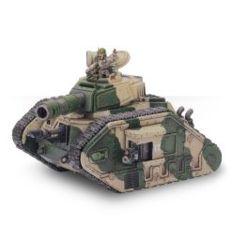 Astra Miltarum Leman Russ Battle Tank