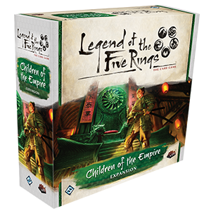 Legend of the Five Rings LCG: Children of the Empire