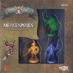 RUM & BONES: MERCENARY HERO SET #2