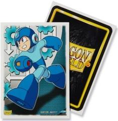 Dragon Shield Sleeves: Art Classic Mega Man