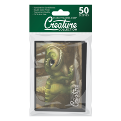 StarCityGames.com Matte Sleeves - Creature Collection - Prehistoric Playtime (50 ct.)