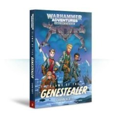 Warped Galaxies: Claws of the Genestealer