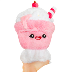 Mini Squishable Strawberry Milkshake