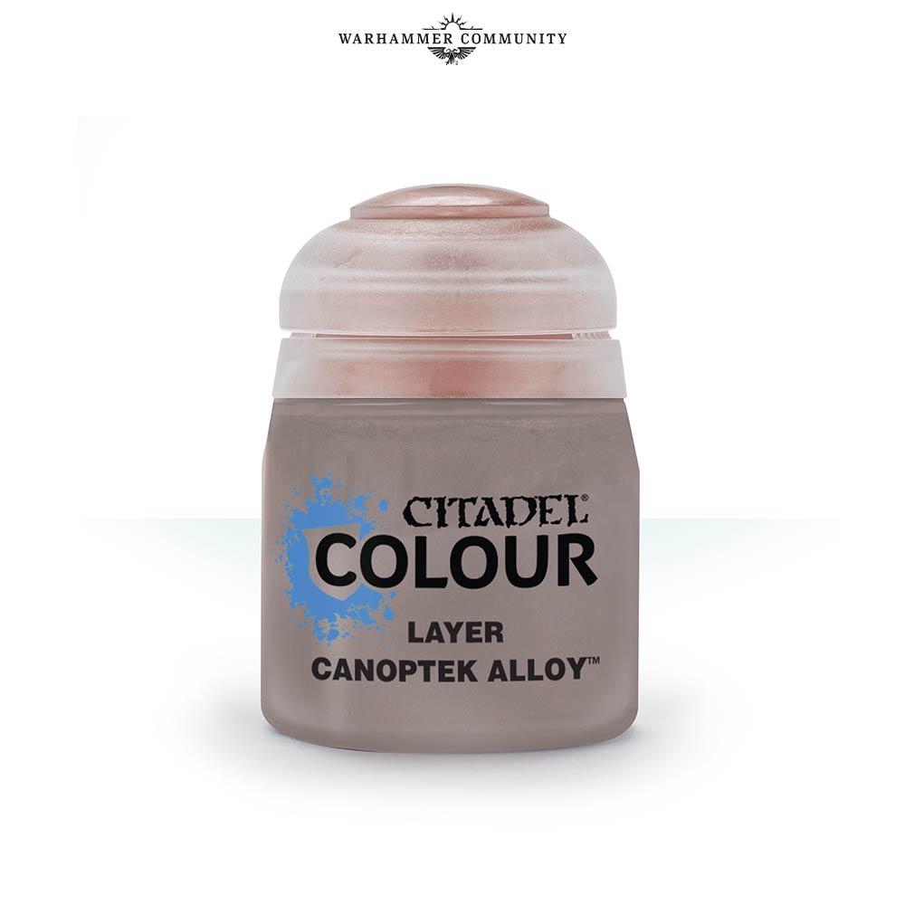 Layer: Canoptek Alloy