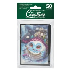 StarCityGames.com Sleeves - Creature Collection - Yeti, Steady, Go!