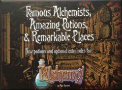 Alchemy!: Famous Alchemists, Amazing Potions & Remarkable Places