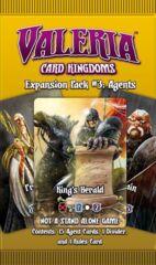 Valeria: Expansion #3 - Agents