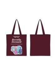 Beetlejuice - Handbook For The Recently Deceased Tote Bag