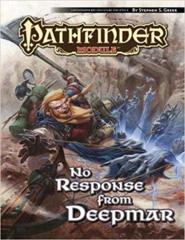 Pathfinder Module: No Response from Deepmar