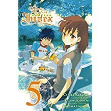 A Certain Magical Index GN Vol 05