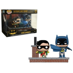 Pop! Heroes: Batman - Batman and Robin New Look Batman 1964