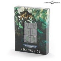 Necrons Dice