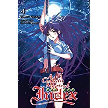 A Certain Magical Index Light Novel SCVol 04