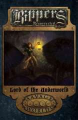 Rippers Resurrected: Lord of the Underworld Adventure and Game Master's Screen