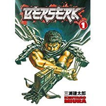 BERSERK TP VOL 01 BLACK SWORDSMAN (NEW PTG) (AUG108203) (MR)
