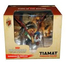 Tyranny of Dragons - Tiamat Premium Figure