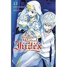 A Certain Magical Index Light Novel Sc Vol 13