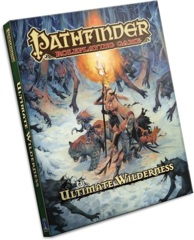 Pathfinder Roleplaying Game: Ultimate Wilderness (HC)