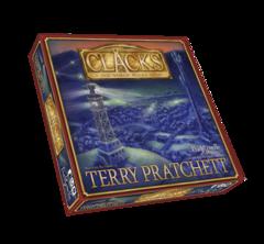 Clacks A Discworld Board Game