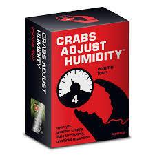Crabs Adjust Humidity: Vol 4