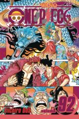 One Piece GN Vol 92