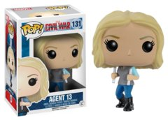 Pop! Marvel: Captain America - Agent 13