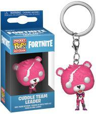 Pocket Pop! Keychain - Fortnite- Cuddle Team Leader