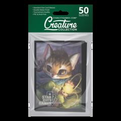 StarCityGames.com Matte Sleeves - Creature Collection - Purrdouken! (50 ct.)