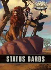 Savage Worlds Status Cards