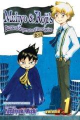 Muhyo and Roji's Bureau of Supernatural Investigation vol 1
