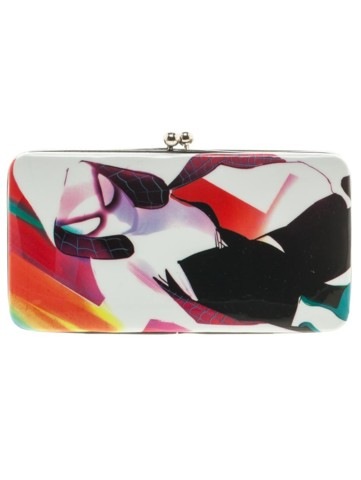 MARVEL - SPIDER GWEN - Hinge Jr Wallet White Multi