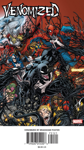 Venom Classified Poster