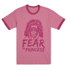 Walking Dead Fear The Princess T/S Xxl