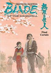 Blade Of The Immortal TP Vol 31 Final Curtain (Mr) (C: 1-1-2