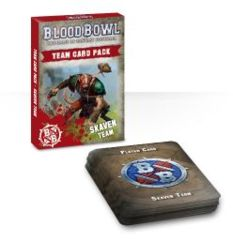 Blood Bowl Team Card Pack - Skaven Team