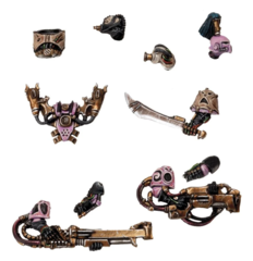 Chaos Space Marines Noise Marines Upgrade Pack