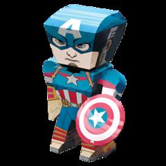 Metal Earth Legends - Captain America