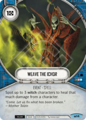 Weave The Ichor - 014