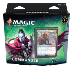 Zendikar Rising Commander Deck - Sneak Attack