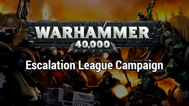 Warhammer 40,000 Escalation League: Act II