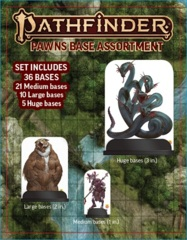 Pathfinder RPG (Second Edition): Pawns - Base Assortment