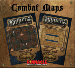 Rippers Combat Maps 2: Urban Alleys + Ancient Tomb