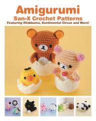 Amigurumi San-X Crochet Patterns Sc
