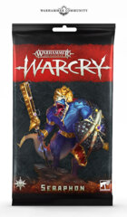 Warcry Cards: Seraphon