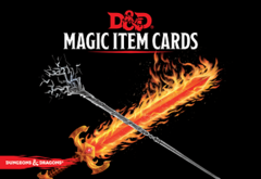Dungeons and Dragons 5th Edition RPG: Magic Items Card