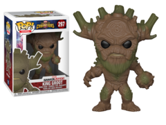 Pop! Marvel: Gamerverse - King Groot