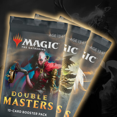 Double Masters Sealed Event